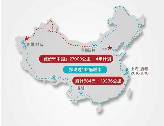 """熊熊向前冲:我的环跑中国""""超马梦"""""""