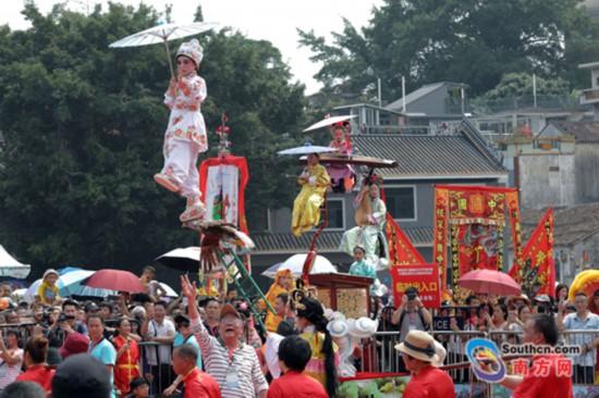 又逢三月三,廣州番禺舉辦系列文化活動