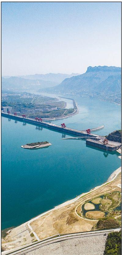 今年以来三峡水库向下游补水超百亿立方米