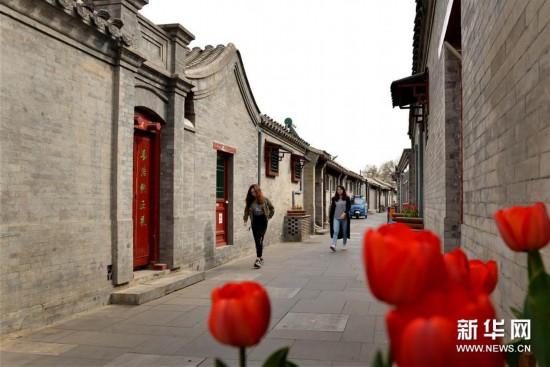 (社会)(5)北京:前门东区展新颜