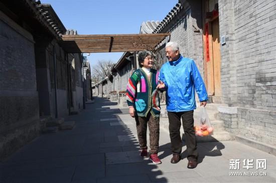 (社会)(1)北京:前门东区展新颜