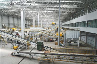 北京:3600万吨建筑垃圾3年内处置