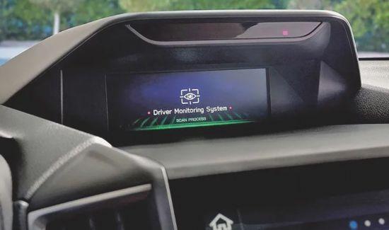 斯巴鲁推出驾驶员监控系统防止疲劳驾驶
