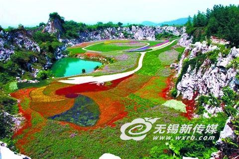 江苏宜兴对龙池省级自然保护区实施恢复工程