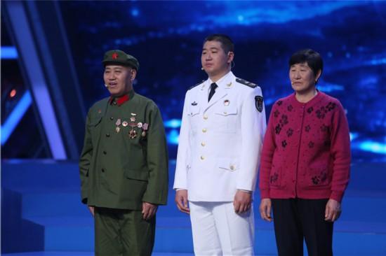 《挑战不可能之加油中国》人民海军展现强军风貌
