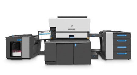 惠普推出全新数字印刷解决方案