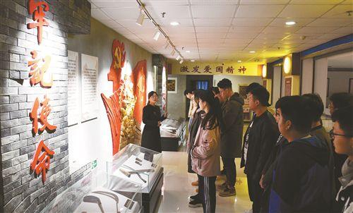 徐州工程学院挖掘红色文化资源 培育时代新人