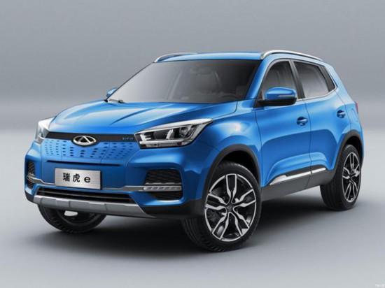 奇瑞全新纯电SUV命名瑞虎e  将在上海车展正式亮相