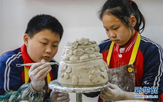 (教育)(1)河北衡水:多彩社团打造魅力校园