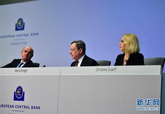 (國際)(3)歐洲央行維持關鍵利率和加息預期不變