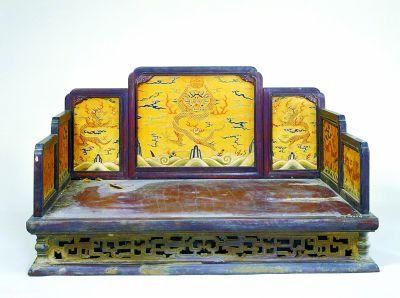 故宫家具馆现存6200多件藏品 讲述宫廷故事
