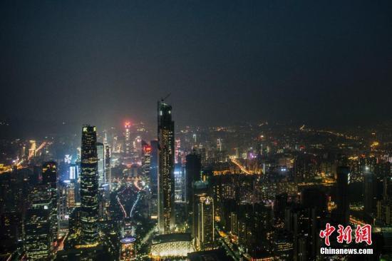 中国省域竞争力排名:粤苏沪居前三甲东西部差距缩小