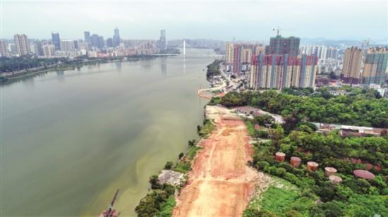 惠州欧美城_惠州东江南岸将建成沿江生态走廊