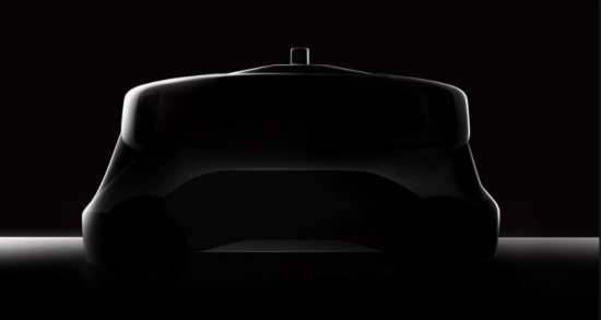 元旦送带领礼品Icona为京东打造自动驾驶物流配送车