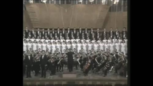 一曲能当十万兵这是来自80年前的《黄河大合唱》