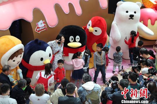 满满的回忆20岁的QQ在上海办生日派对