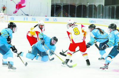 女子冰球世锦赛落幕北京备战2022冬奥有收获