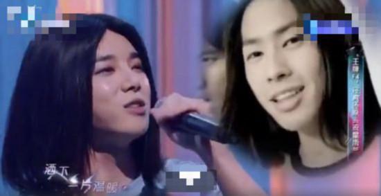 华晨宇COS美作挑战离子烫发型吴建豪喊话battle