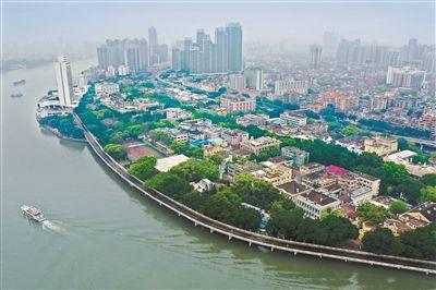 绿道勾勒广州文脉