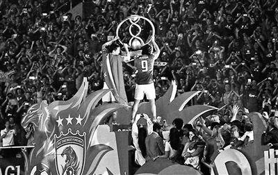 亞足聯新排名中超躍居首位