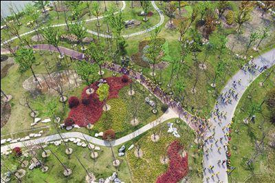 迎接森旅节 南通全力推进80个城建项目