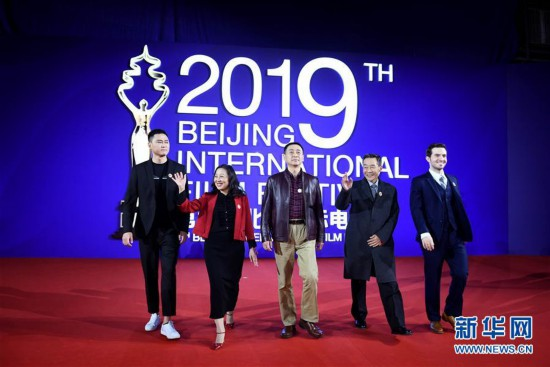 (北京电影节)(1)第九届北京国际电影节开幕