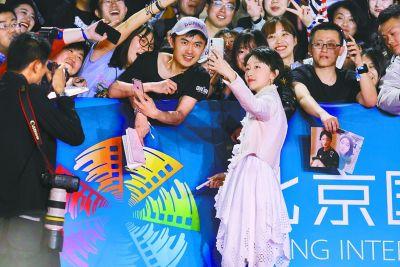 第九届北京国际电影节璀璨开幕影人大聚会诉说家・国情怀
