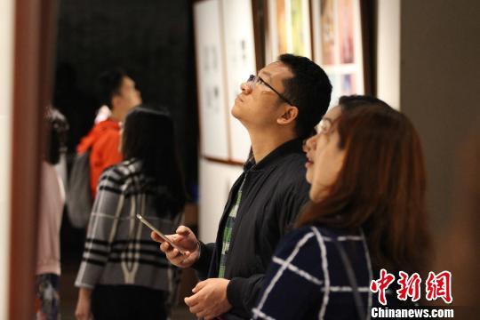 第六届全国架上连环画展在广州举行