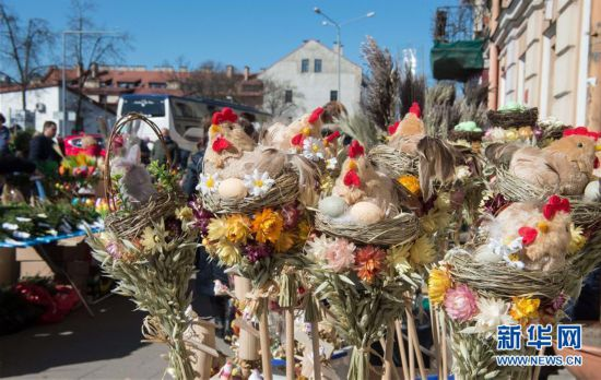 (XHDW)(1)立陶宛庆祝棕枝主日