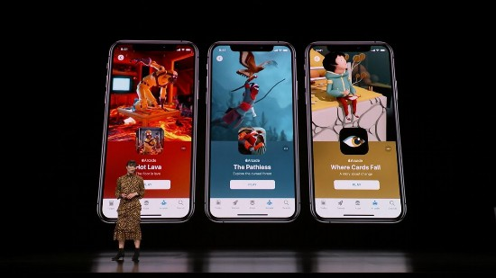 Apple invested $500 million in exclusive games