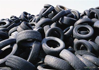 """中国:用""""黑科技""""撬动废旧轮胎循环经济"""