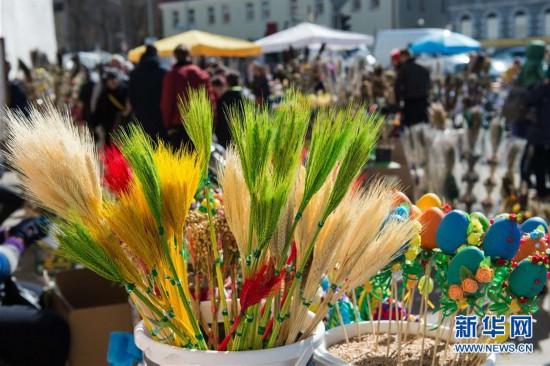 (XHDW)(2)立陶宛庆祝棕枝主日