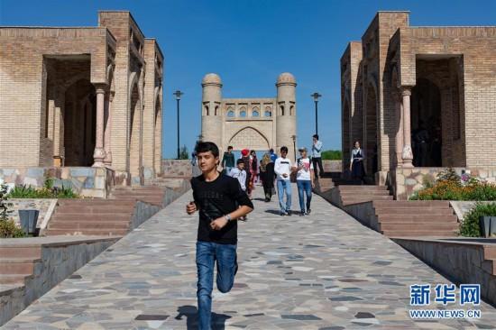 丝绸之路上的古城――吉萨尔城堡