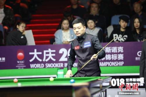 斯諾克世錦賽資格賽:中國9人向正賽發起沖擊