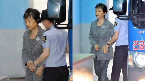 朴槿惠被关2年后向检方申请获释:腰疼扛不住