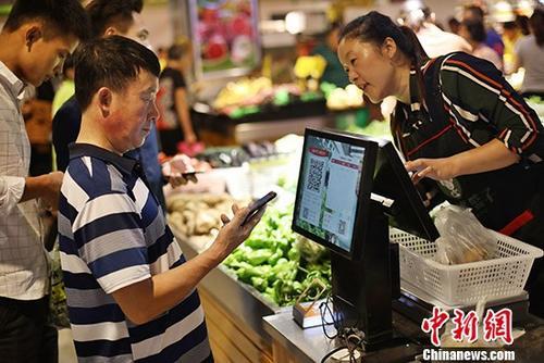 中國消費穩健增長