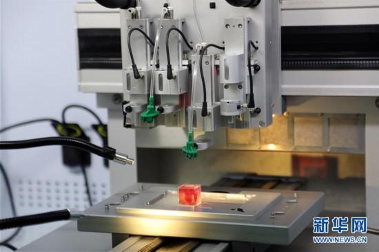 """以色列研究人員稱3D打印出全球首顆""""完整""""心臟"""