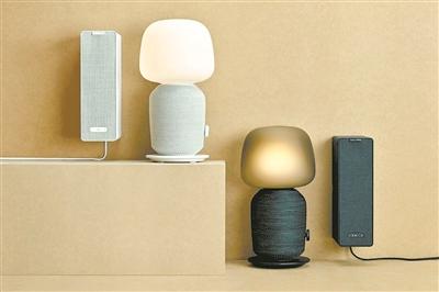 这个音箱不简单 台灯它也能兼任