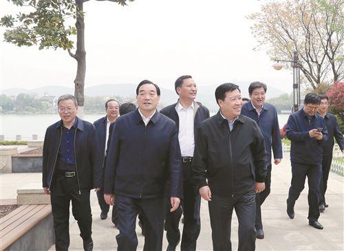 鄂尔多斯市党政代表团来徐州考察 推动绿色发展