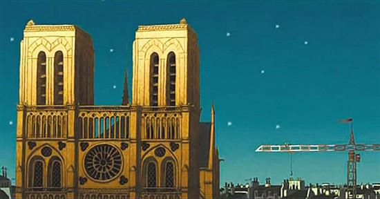 所幸有这些电影留住了巴黎圣母院的容颜和魂魄