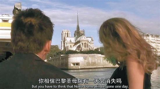 所幸有这些电影 留住了巴黎圣母院的容颜