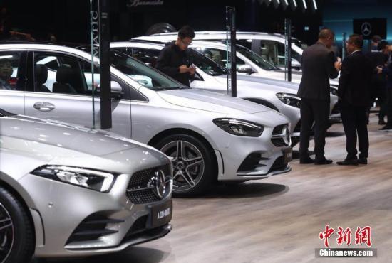 外资汽车产业高管:中国汽车市场未来仍有巨大发展潜力