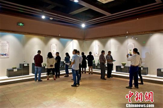 58件龙泉窑青瓷精品东莞讲述古代中国外贸历史