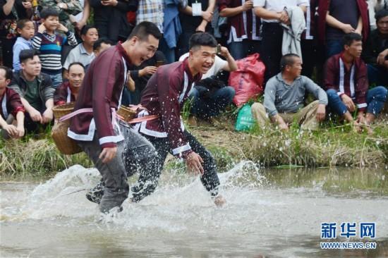 #(感悟非遗)(6)中国侗族大戊梁歌会在湘举行