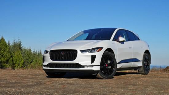 I-Pace之后再推新作捷豹正在打造新款全电动汽车