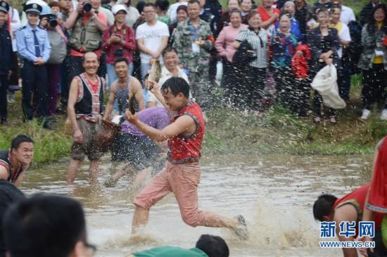 #(感悟非遗)(8)中国侗族大戊梁歌会在湘举行