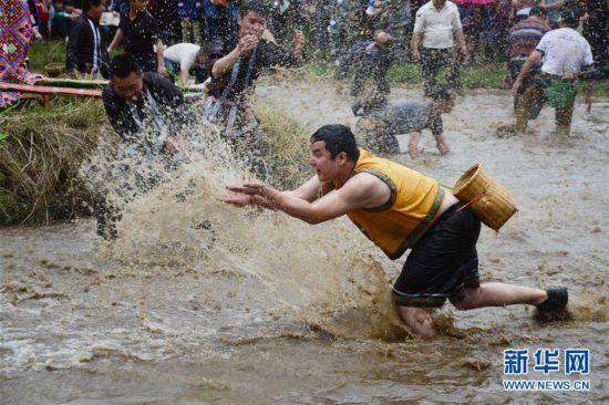 #(感悟非遗)(7)中国侗族大戊梁歌会在湘举行