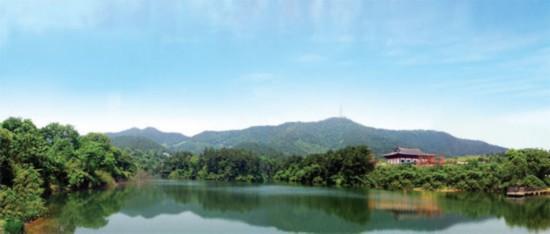 敬亭山国家森林公园