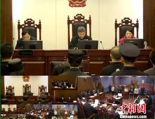 """浙江打掉""""套路贷""""犯罪团伙343个涉非法资金4.27亿"""