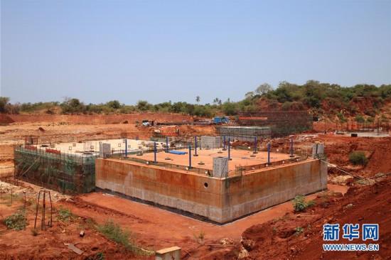 """(国际·""""一带一路""""高峰论坛·图文互动)(8)破解斯里兰卡的垃圾难题——探访科伦坡城市固体废物处理项目"""